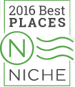2016 Best Places to Live - Niche